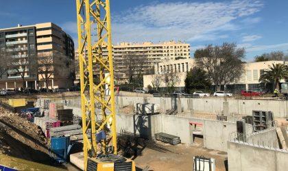 licitación en construcción