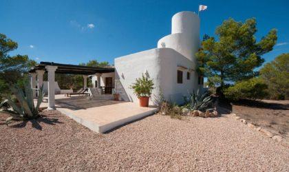 Una casa de sueño en Formentera